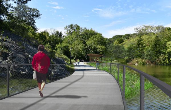 new boardwalk central park