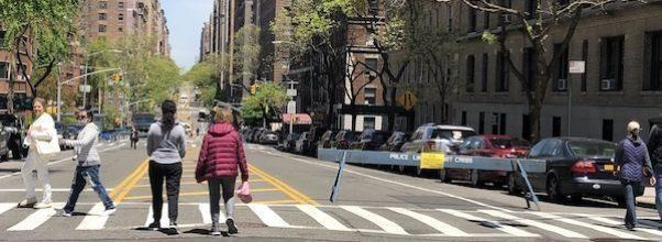 Coalition Challenges Future Leaders To Give Pedestrians 25% More Street Space
