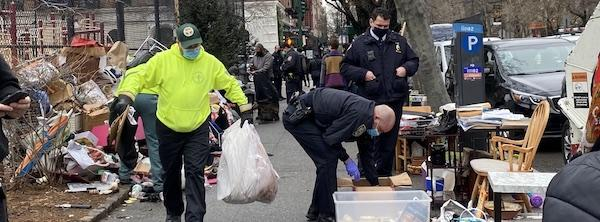 upper west side hoard cleaned up