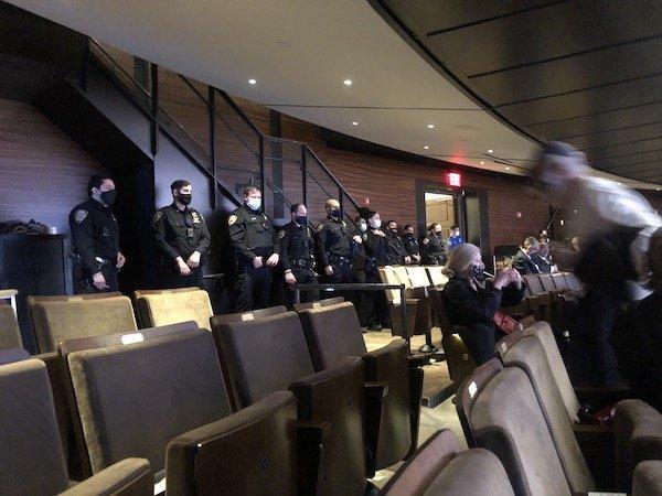 20th precinct council meeting