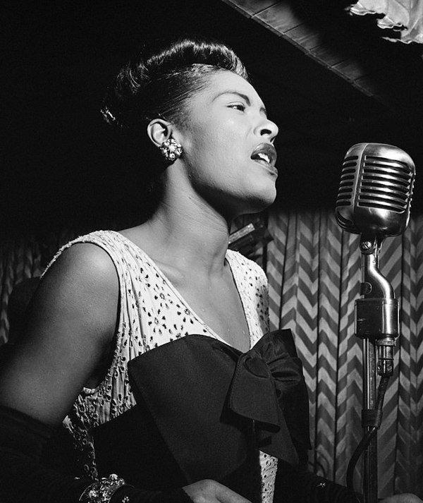 Billie Holiday NYC jazz club
