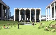 Lincoln Center is Going GREEN!