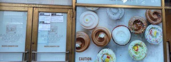 Magnolia Bakery Opening New Location Nearby