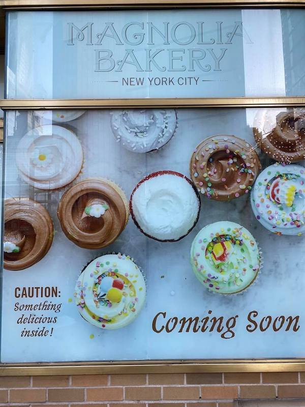 Magnolia Bakery Columbus Circle