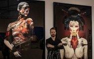 Cube Art Fair Hits NYC
