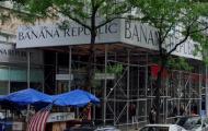 Banana Republic Closing Broadway Store