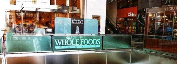Mouse Enjoys Whole Foods Meat