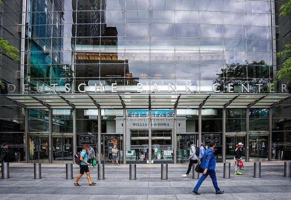 Deutsche Bank Center Columbus Circle