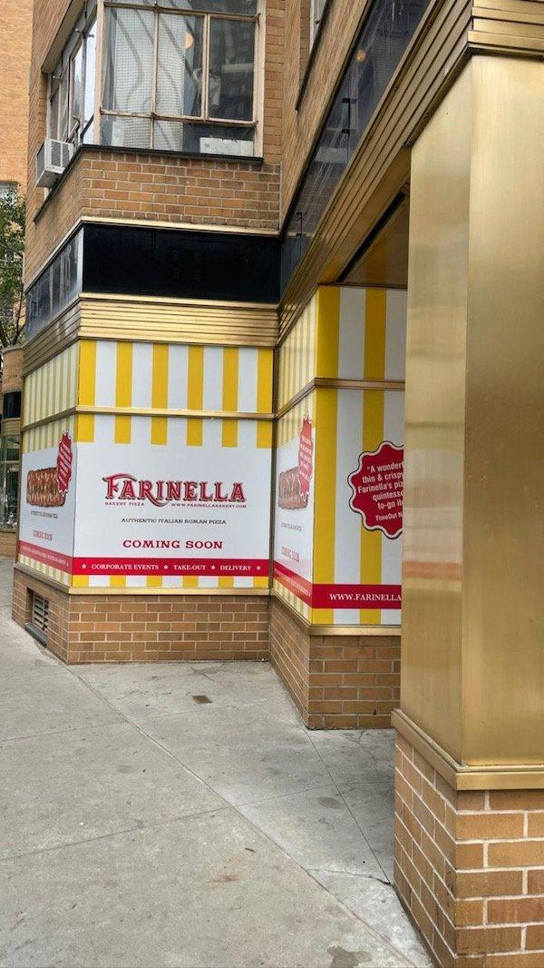 Farinella Columbus Circle