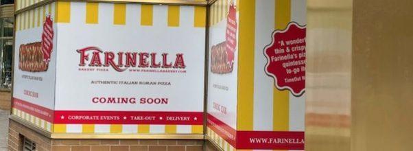 Farinella to Reemerge in Columbus Circle