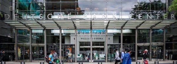 "Shops at Columbus Circle Now ""Deutsche Bank Center"""