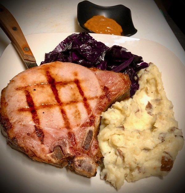 bettola pork chop
