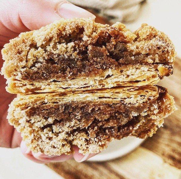 janie bakes pie crust cookies