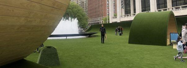 """""""Lincoln Center's Green: A Piece of Heaven or Hell for Kids,"""" Written by an Anonymous Neighbor"""
