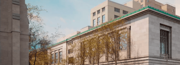 ny historical society rooftop expansion