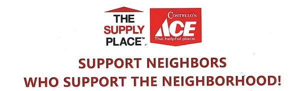 دعم الجيران بروس وستيفن