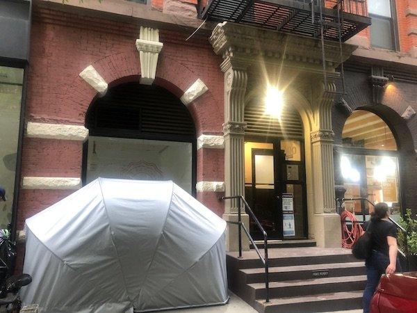 خيمة شارع 67