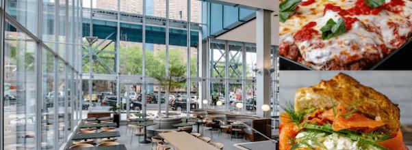 Manhattanville Market Food Hall Opens Friday