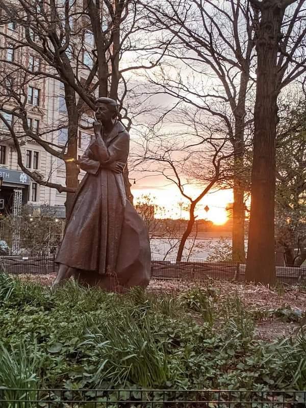 Eleanor Roosevelt Upper West Side
