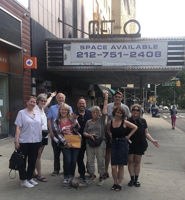Friends of Metro Theater