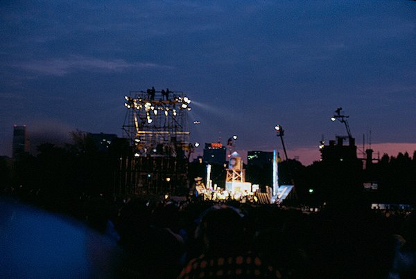 NYC Homecoming Central Park Concert