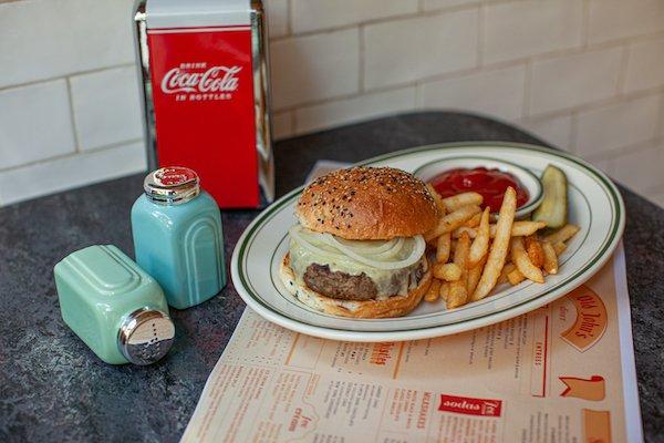 Old John's Burger