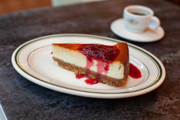 Old John's NY Cheesecake