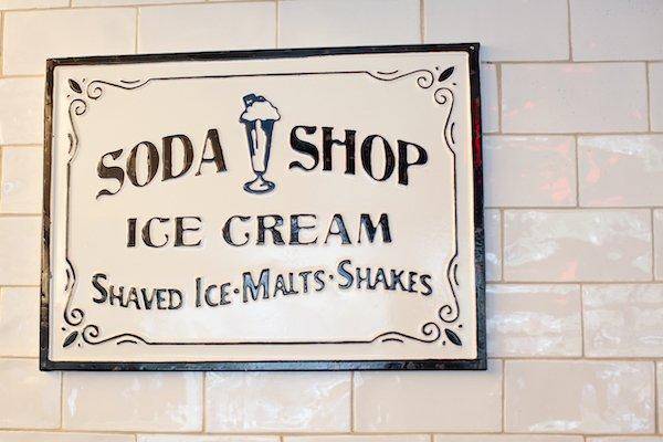 Old John's Sign
