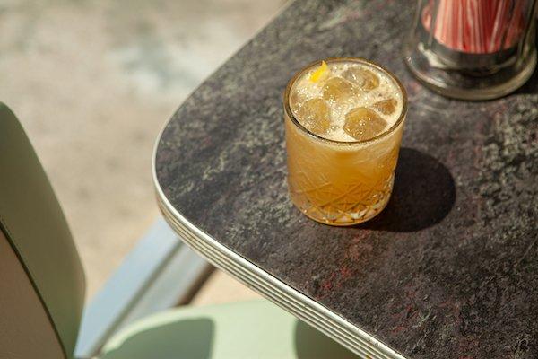 Old John's Whiskey Sour