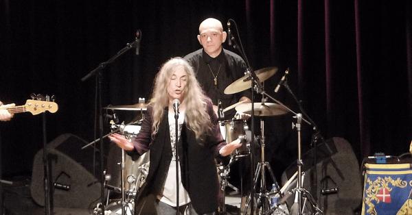 Patti Smith SummerStage