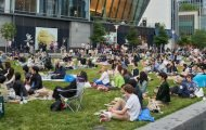 Outdoor Concerts & Movies @ Waterline Square Park