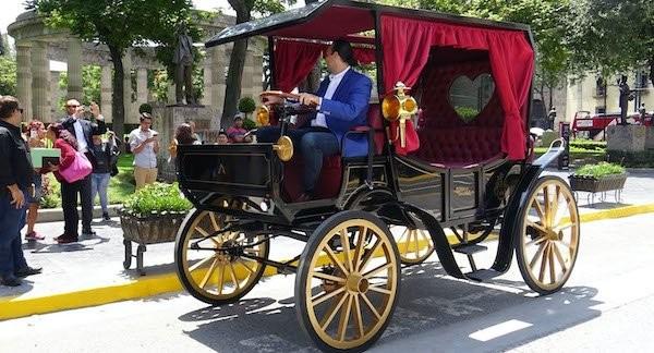 electric carriage Guadalajara