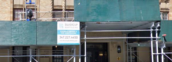 86th Street Scaffolding Wars: Landlord Replies, Tenants Not Having it