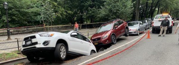 That Sinkhole on Riverside Drive