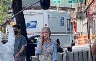 """Stars of """"Sex and the City"""" Reboot Spotted Filming on UWS"""