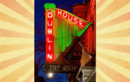 Campaign Launched to Save Dublin House's Neon Signage