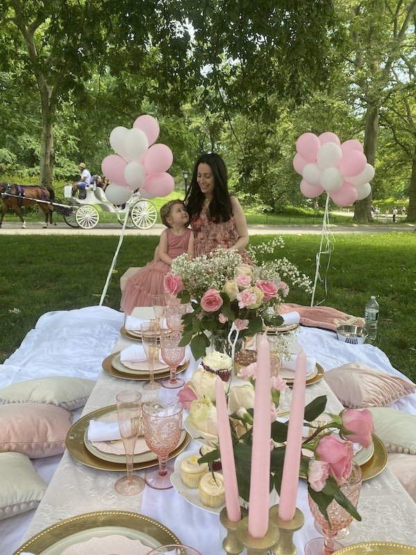 fancy picnics central park