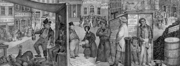 NYC History: The Panic of 1837