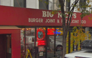 How Do You Replace Big Nick's? The Third Spot on Our List May Come as a Surprise.