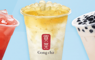 Gong Cha Bubble Tea Spot Opening at 71st and Broadway