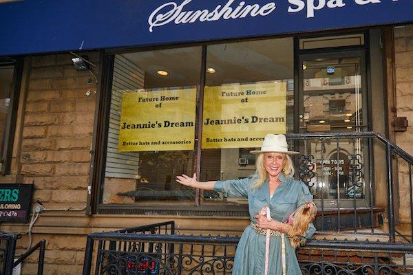 Jeannie's Dream relocates