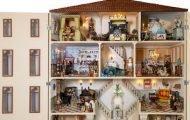 Dollhouse Exhibit Inspires Chocolate Bar