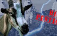 Riverside Park Goat Launches Smear Campaign Against Competition