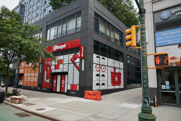 target 98th and Columbus Avenue
