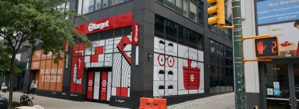 Target Opens Second UWS Store