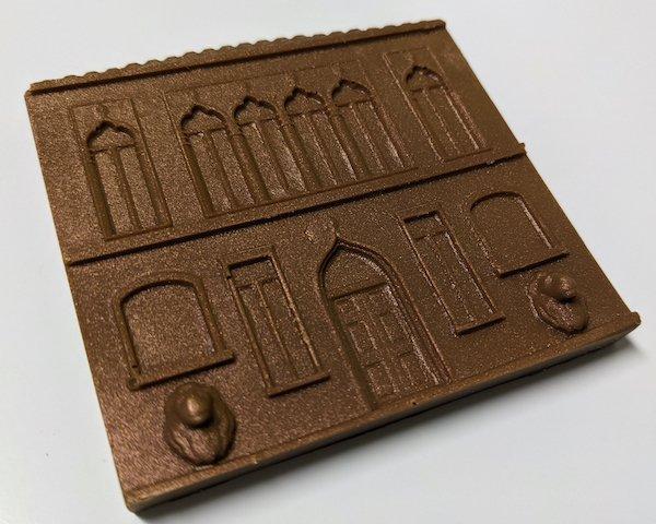 chocolate dollhouse