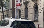 UWS Gets First Curbside Electric Charging Station