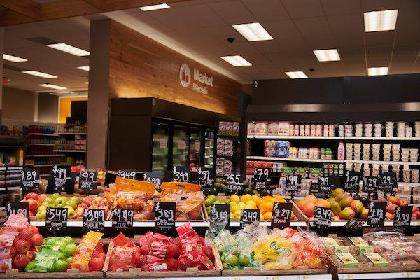 produce section new uws target