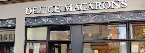 Délice Macarons Opens at 75th and Amsterdam