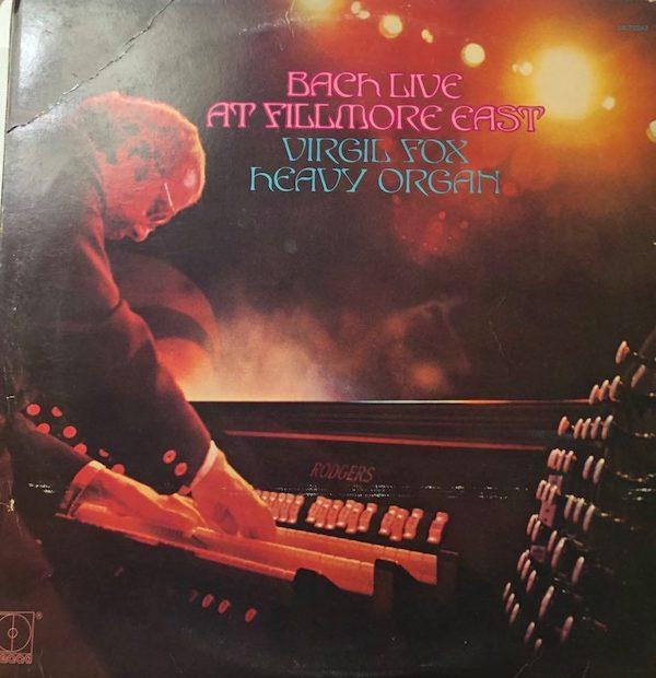 Bach Live at Fillmore East